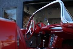 Corvette-C1-interior-steering-wheel