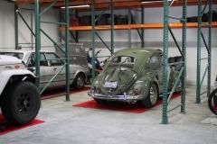Honda-Accord-VW-Beetle-Toyota-FJ40-Garage