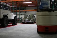 Juan-Selgueros-Garage-Toyota-FJ40-VW-Beetle