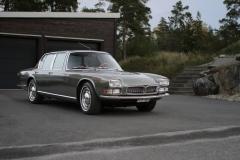 Maserati-QP-Garageuppfarten