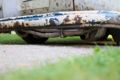 exhaust-pipe-on-2.3-liters-kleinbus
