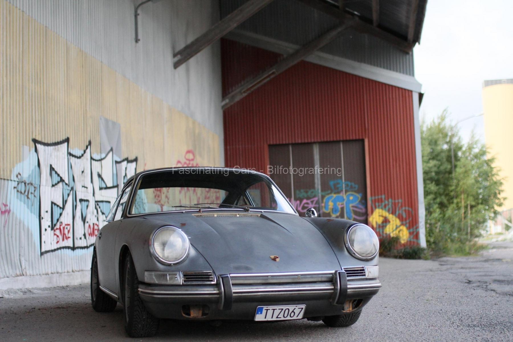 Porsche-912-front