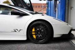 Lamborghini-Murcielago-grey-front