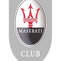 Svenska Maserati Cubens emblem