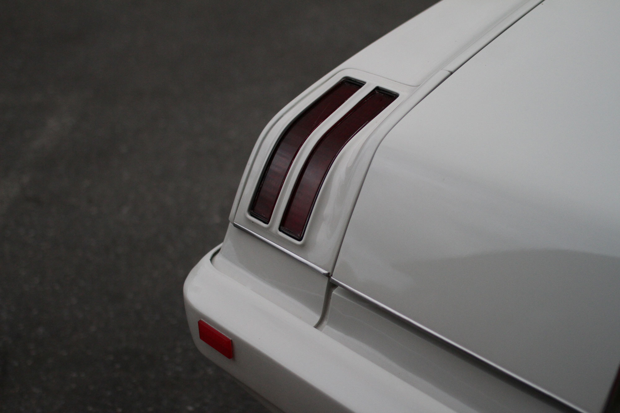 Taillight of the Grand Am