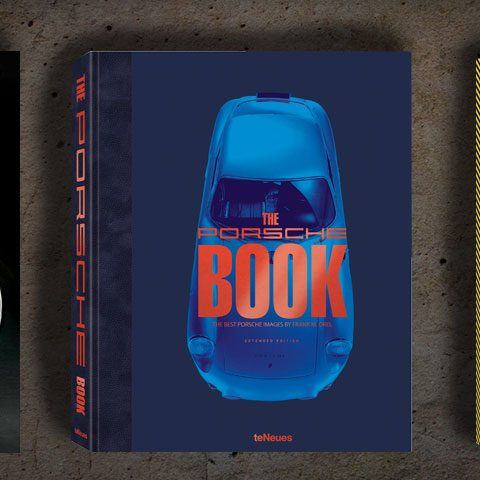 Fascinating Cars - Coffee Table Books Automotive