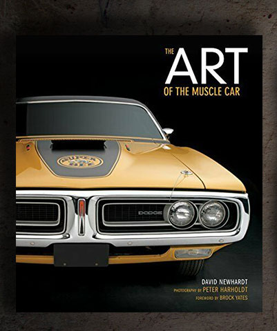 The art of Muscle Cars - Fascinating Cars Give away