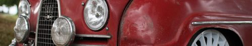 Saab 96 - front page Fascinating cars