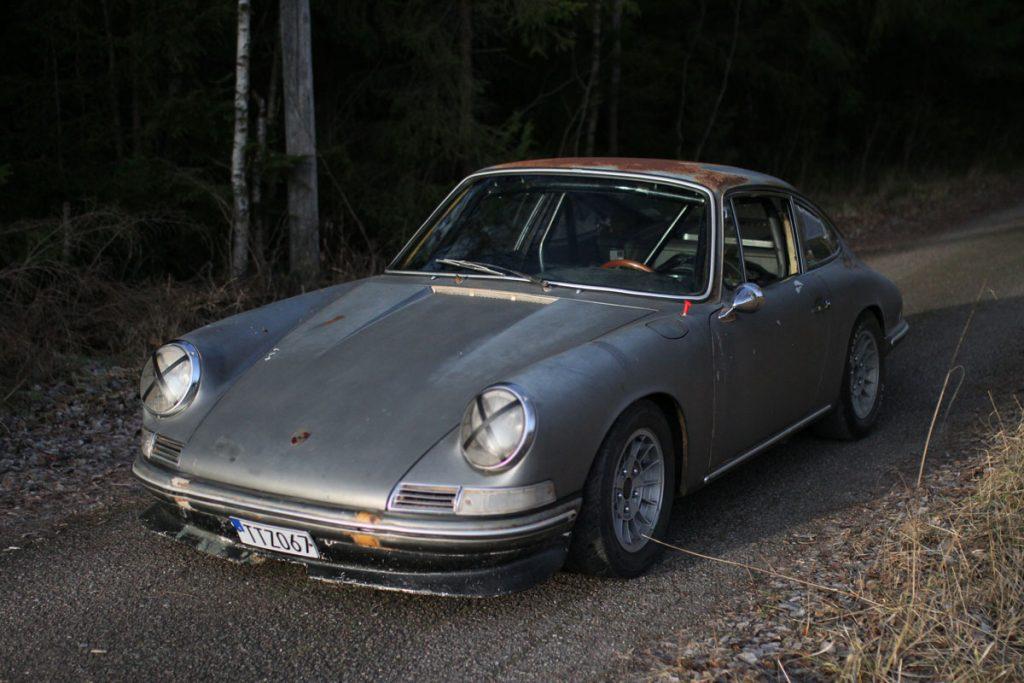 Rusty Porsche 912