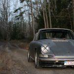 HArd Core Patina Porsche 912 - Front PAge