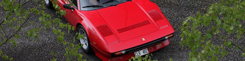 Ferrari 308 GTB qv - about Fascinating Cars
