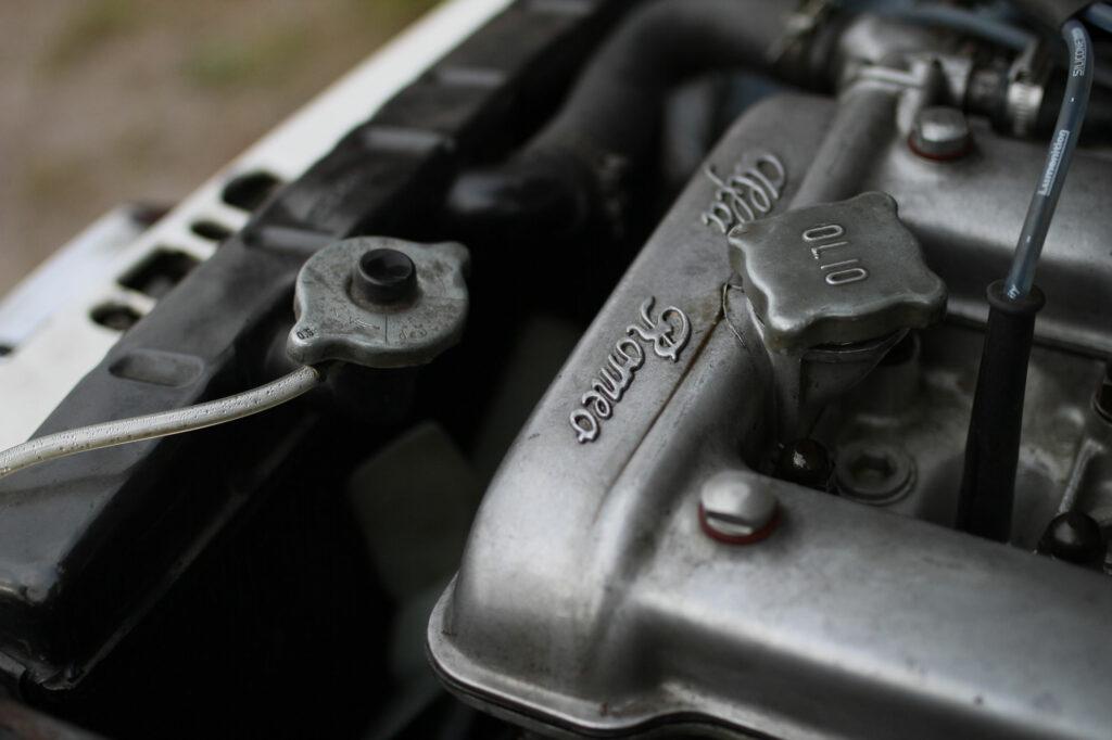 Alfa Romeo GTV2000 CC-motors