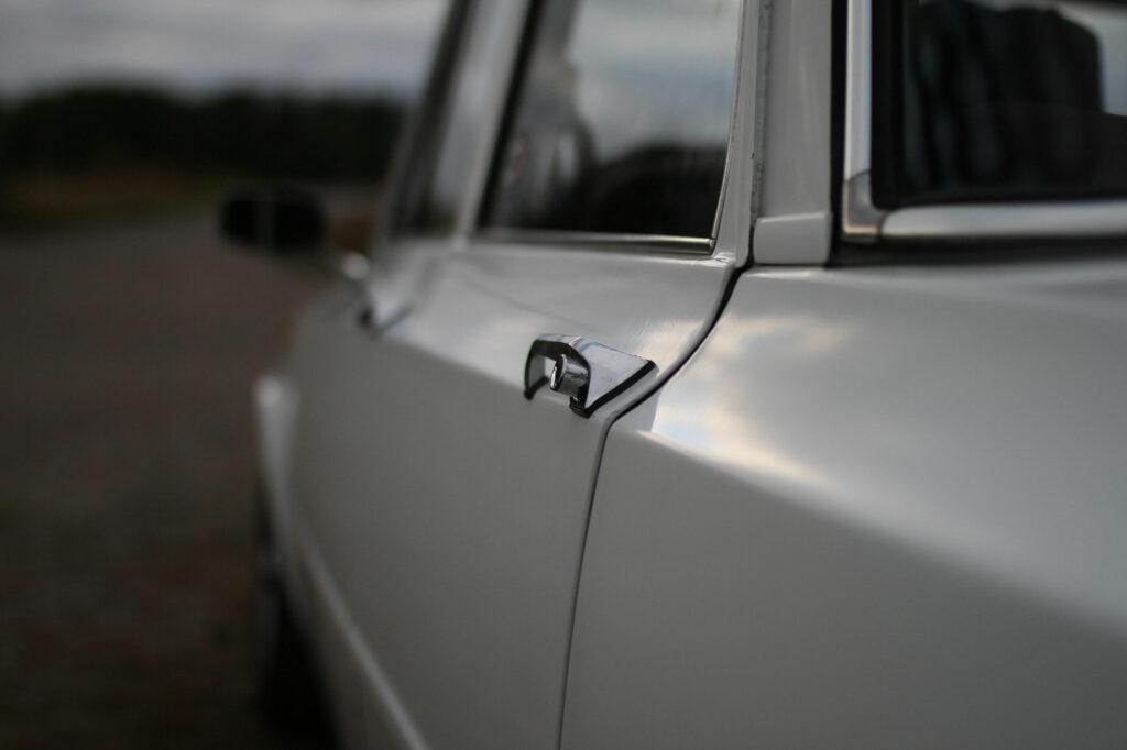 Giulia 1300 ti back door handle