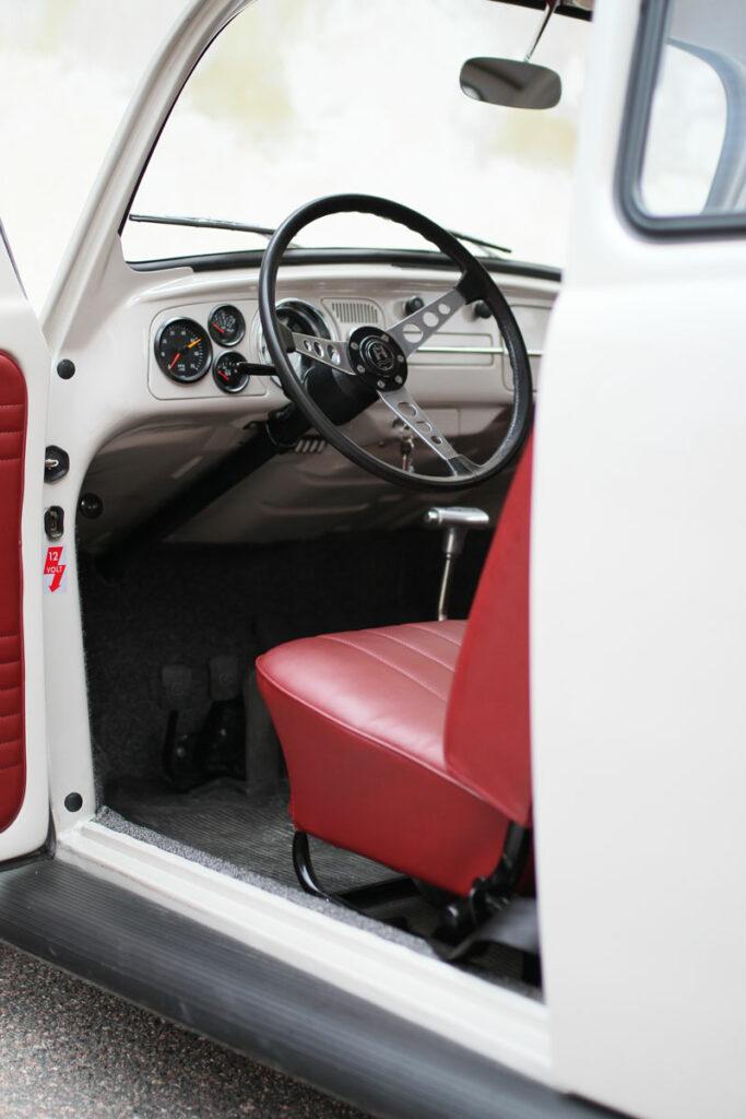 Interior Steering Wheel Beetle 1967