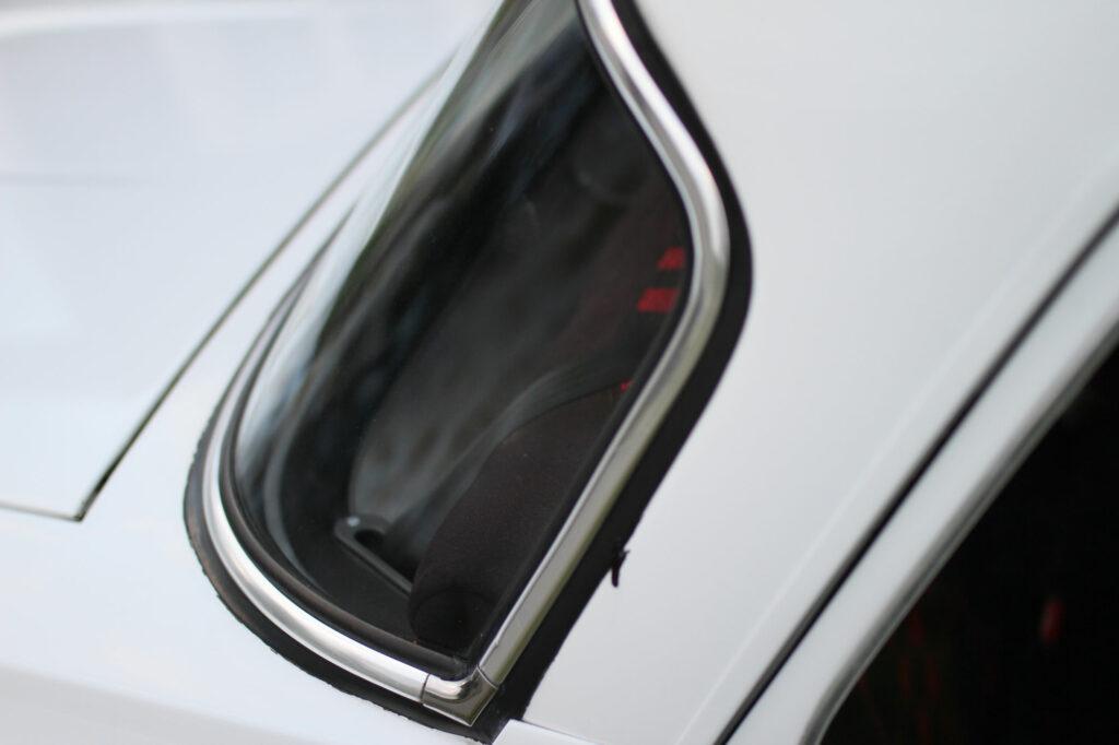 rear window on a Alfa Romeo 1300TI