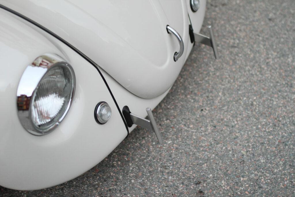 Front t-bone beetle