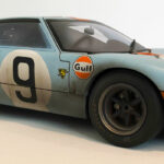 Ford GT40 LeMans Edition scale model CMR