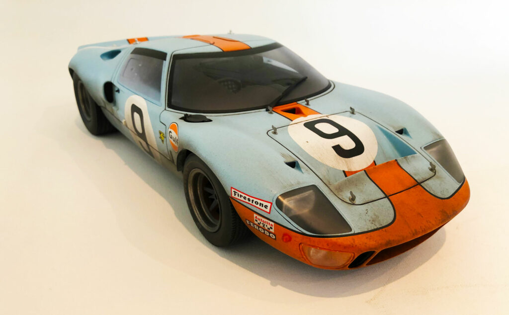 Ford-GT40-front-CMR-model-LeMans-edition
