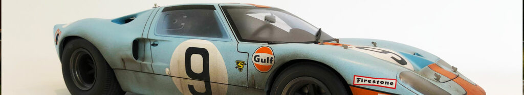 Ford-GT49-scale-model-CMR-Fascinating Cars front-page